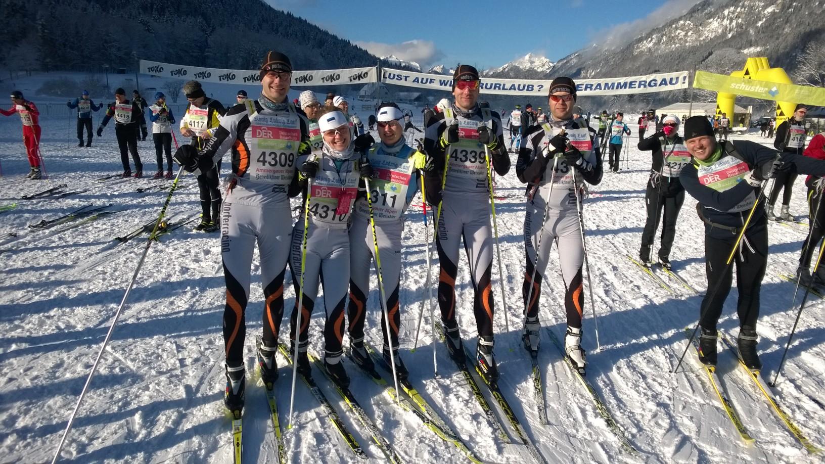 Porter Racing esindus ja Ivar-H100 KLL'i stardis